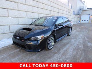 Used 2020 Subaru WRX STI ONLY $142/wk Taxes Included $0 Down for sale in Fredericton, NB