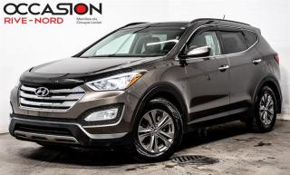 Used 2014 Hyundai Santa Fe Sport Luxury AWD CUIR+TOIT.OUVRANT+MAGS for sale in Boisbriand, QC