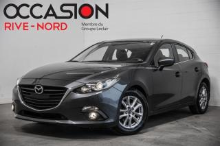 Used 2014 Mazda MAZDA3 Sport GS-SKY MAGS+SIEGES.CHAUFFANTS+CAM.RECUL for sale in Boisbriand, QC
