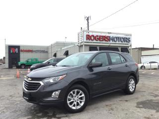 Used 2018 Chevrolet Equinox 2.99% Financing - LS - HTD SEATS - REVERSE CAM for sale in Oakville, ON