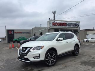 Used 2018 Nissan Rogue 2.99% Financing - SL AWD - NAVI - PANO ROOF - 360 CAMERA for sale in Oakville, ON