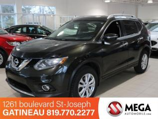 Used 2015 Nissan Rogue SV AWD for sale in Gatineau, QC