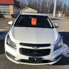 Used 2016 Chevrolet Cruze Limited 1LT for sale in Morrisburg, ON