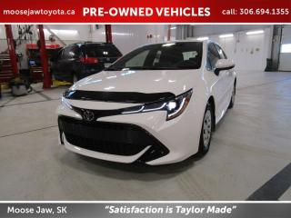 Used 2019 Toyota Corolla Hatchback S Grade for sale in Moose Jaw, SK