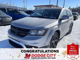 Used 2019 Dodge Journey Crossroad for sale in Saskatoon, SK