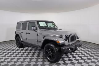 New 2021 Jeep Wrangler Unlimited Sahara 4X4 WINTER SALES EVENT ON NOW for sale in Huntsville, ON
