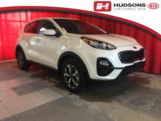 New 2021 Kia Sportage LX for sale in Listowel, ON
