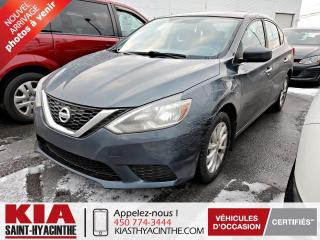 Used 2016 Nissan Sentra SV * TOIT OUVRANT / CAMÉRA DE RECUL for sale in St-Hyacinthe, QC