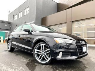 Used 2018 Audi A3 2.0T Technik quattro 6sp S tronic for sale in Richmond, BC