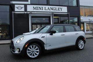 Used 2020 MINI Cooper Clubman ALL4 for sale in Langley, BC