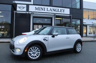 Used 2015 MINI Hardtop 3 Door for sale in Langley, BC