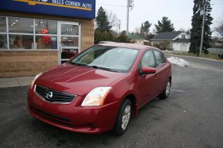 Used 2010 Nissan Sentra 2.0 S for sale in Nepean, ON