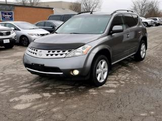 Used 2006 Nissan Murano 4dr SL AWD Auto for sale in Kitchener, ON