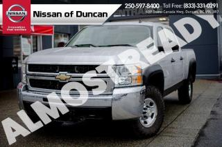 Used 2010 Chevrolet Silverado 2500 HD LT for sale in Duncan, BC