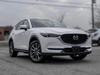 Used 2019 Mazda CX-5 Signature   AWD   NAV  ROOF  HUD   LOADED for sale in North York, ON