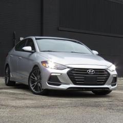 Used 2017 Hyundai Elantra GT/Sport for sale in North York, ON