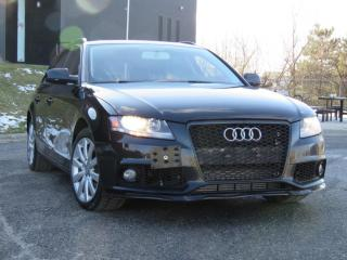 Used 2012 Audi A4 4dr Wgn Auto quattro 2.0T panoramic for sale in North York, ON