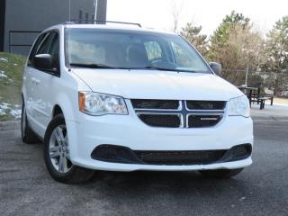 Used 2015 Dodge Grand Caravan 4dr SXT DUAL AIR for sale in North York, ON