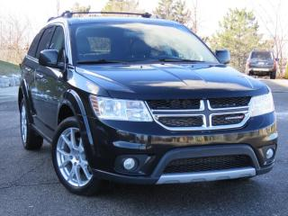 Used 2017 Dodge Journey GT AWD Leather for sale in North York, ON