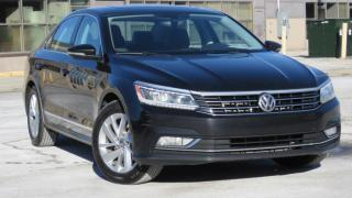 Used 2018 Volkswagen Passat Highline sport Line Nav. Blind spot for sale in North York, ON