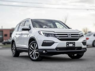 Used 2016 Honda Pilot Touring |LEATHER |NAV |BACKUP |DVD | LOADED for sale in North York, ON
