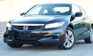 Used 2011 Honda Accord Coupe 2dr I4 Auto EX-L for sale in North York, ON