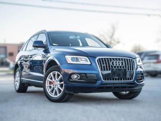 Used 2013 Audi Q5 Quattro  2.0L | LEATHER | BACK UP | PRICE TO SELL for sale in North York, ON
