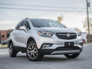 Used 2020 Buick Encore AWD  Touring | ROOF | BACK UP | B. SPOT |LOADED for sale in North York, ON