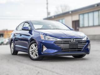 Used 2019 Hyundai Elantra Preferred for sale in North York, ON