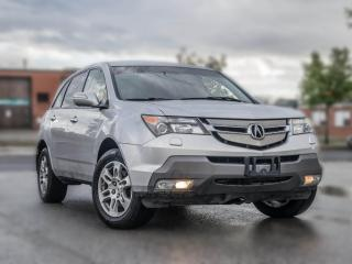 Used 2007 Acura MDX 4WD | 7 Passenger |HEATED SEATS | ROOF | GREAT CONDITION for sale in North York, ON