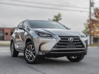 Used 2016 Lexus NX 200t AWD | BACK UP | ROOF | PRICE TO SELL for sale in North York, ON