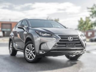 Used 2017 Lexus NX 200t AWD | ROOF | BACK UP  | HEATED SEATS | LOADED | PRICE TO SEL for sale in North York, ON