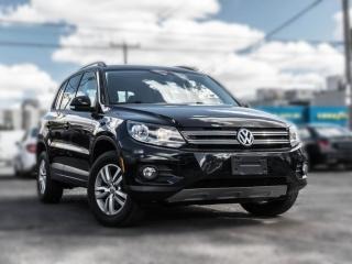 Used 2017 Volkswagen Tiguan Trendline |HEATED SEATS | BLUE TOOTH | PRICE TO SELL for sale in North York, ON