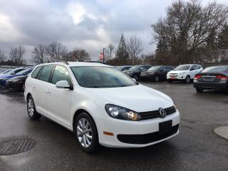 Used 2012 Volkswagen Golf Wagon Trendline for sale in London, ON