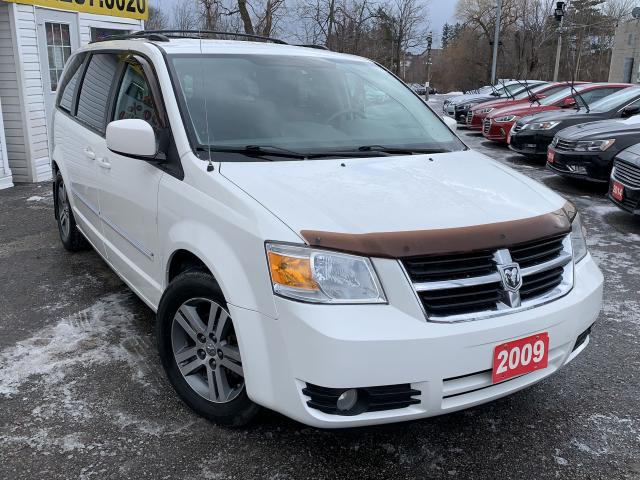 2009 Dodge Grand Caravan SXT/R.CAMERA/2DVD/LOADED/ALLOYS/STOW AND GO/