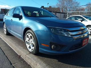 Used 2010 Ford Fusion SE-EXTRA CLEAN-4CYL-AMAZING ON GAS-AUX-ALLOYS for sale in Scarborough, ON