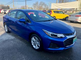 Used 2019 Chevrolet Cruze LT True North Pkg $58 weekly for sale in Perth, ON