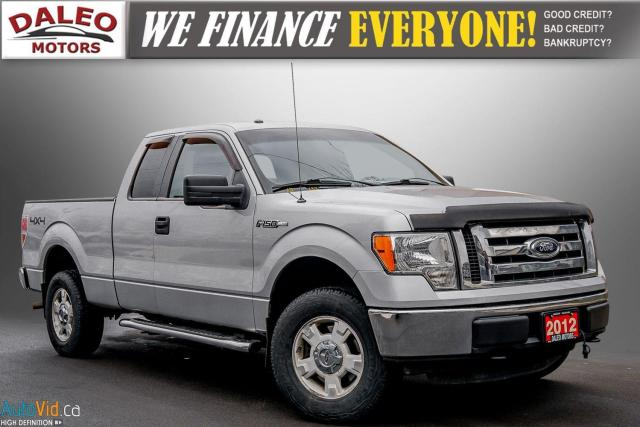 2012 Ford F-150 XLT / BACK UP CAM / TOW HITCH / LOW KMS