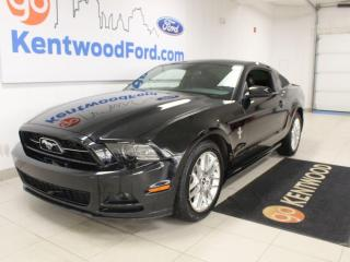 Used 2014 Ford Mustang V6 | Premium | Leather | Heated Seats | Pony Package for sale in Edmonton, AB