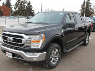 New 2021 Ford F-150 XLT | XTR | 4x4 | Trailer Hitch | Running Boards | Text start remote! for sale in Edmonton, AB