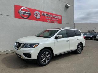 New 2020 Nissan Pathfinder SL PREMIUM for sale in Edmonton, AB