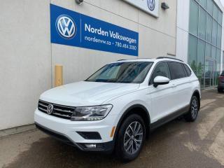 New 2020 Volkswagen Tiguan for sale in Edmonton, AB