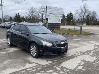 Used 2011 Chevrolet Cruze LT Turbo w/1SA for sale in Komoka, ON