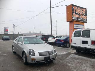 Used 2004 Cadillac CTS **ONLY 143KMS**RUNS GEAT**AS IS SPECIAL for sale in London, ON