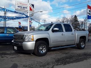 Used 2011 Chevrolet Silverado 1500 LS Cheyenne Edition for sale in Welland, ON