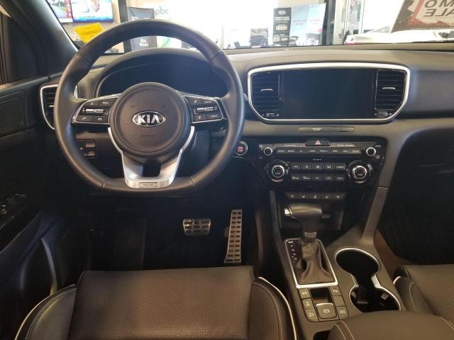 2021 Kia Sportage 2.0L SX Turbo AWD