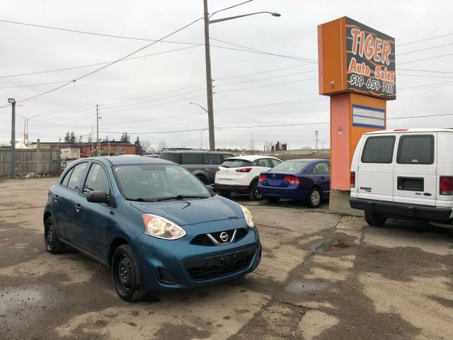 2015 Nissan Micra S***ONLY 52,000KMS**GREAT ON FUEL**CERTIFIED