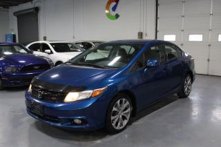 Used 2012 Honda Civic SI for sale in North York, ON