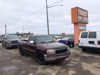 Used 2001 GMC Sierra 1500 SLE**SUPERCHARGED*ONLY 40,000KM*BUILT TRANSMISSION for sale in London, ON