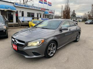 Used 2014 Mercedes-Benz CLA-Class CLA 250-4MATIC for sale in Stoney Creek, ON
